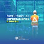 Informe CAC: En agosto, las exportaciones argentinas hacia Brasil alcanzaron el registro más elevado de los últimos tres años