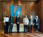 El sector de Mujeres CEM participó de la primera reunión presencial de la Comisión Directiva del sector en CAME
