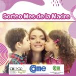Acción promocional Mes de la Madre organizada por CRIPCO